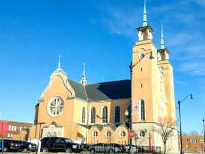 Švenčiausios mergelės Marijos gimimo parapija 6812 South Washtenaw Ave. Chicago Illinois, 60629